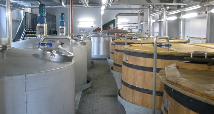 wood and metal washbacks