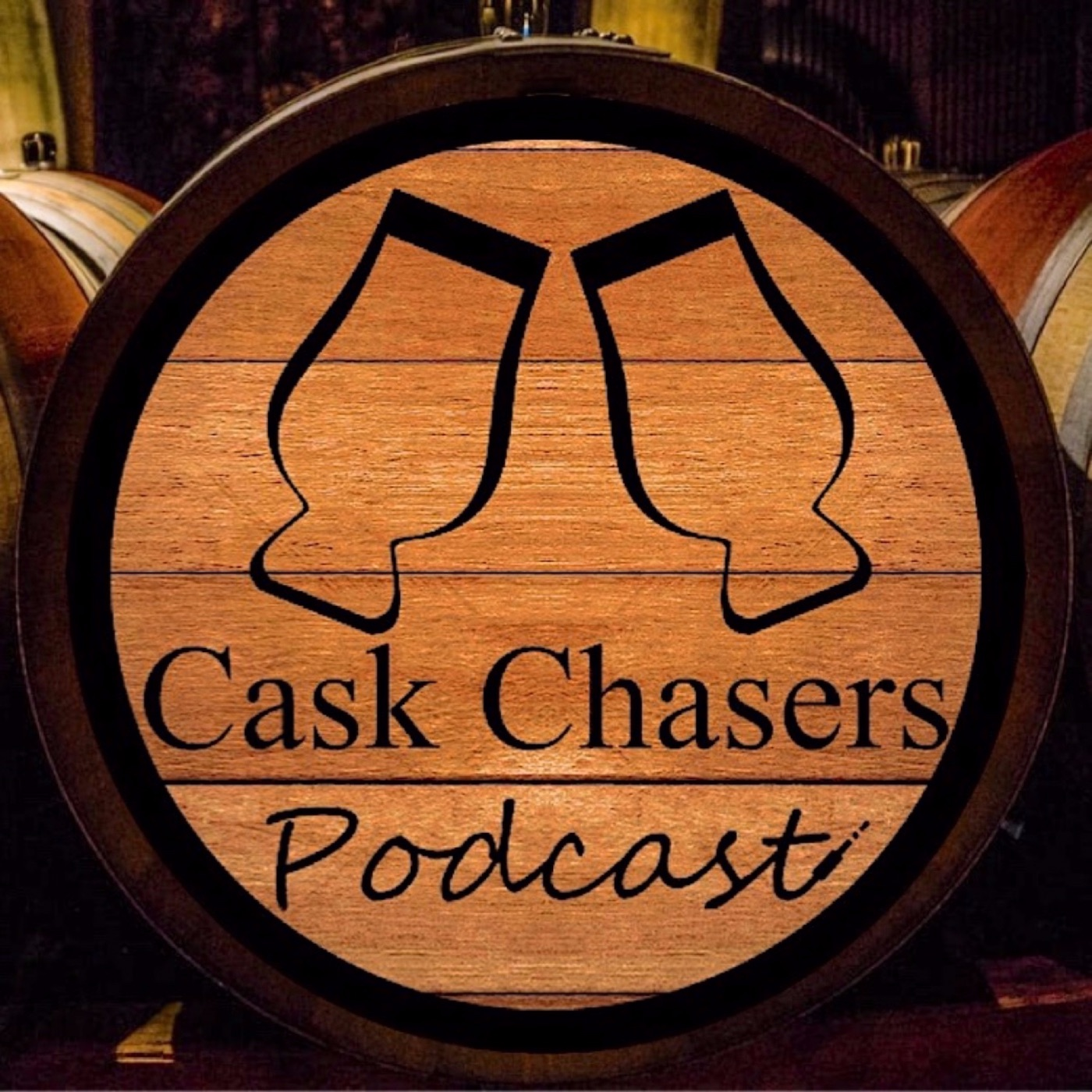 cask chasers logo